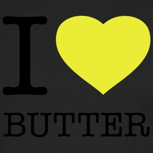 I LOVE BUTTER Tabliers - T-shirt manches longues Premium Homme