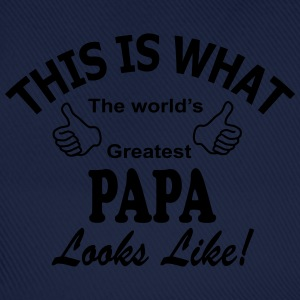 papa_worlds_greatest Kookschorten - Baseballcap
