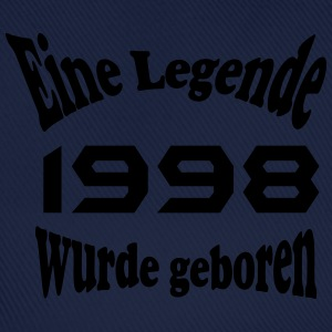 Legende 1998 Tops - Baseballkappe