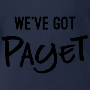 we've got payet Tee shirts - Body bébé bio manches courtes