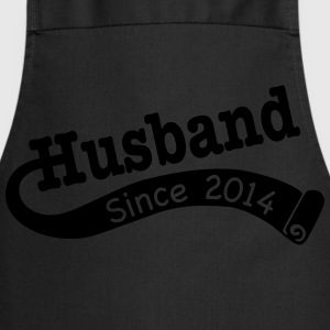 Husband Since 2014 T-Shirts - Cooking Apron