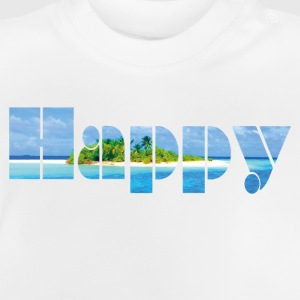 Happy - Baby T-Shirt