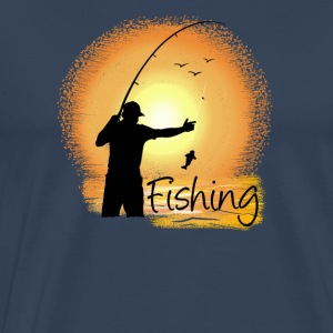 fishing Vêtements de sport - T-shirt Premium Homme