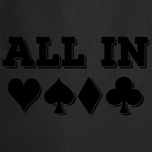 All in 1C T-Shirts - Cooking Apron