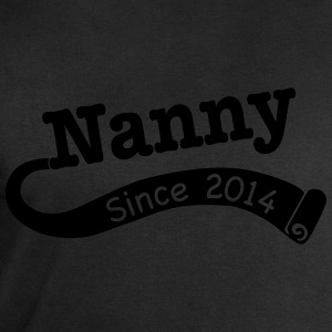 Nanny Since 2014 T-Shirts - Men's Sweatshirt by Stanley & Stella