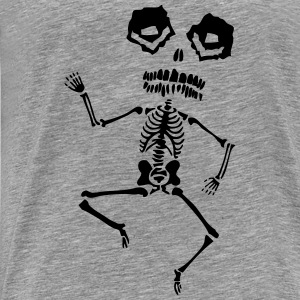 halloween skelett _0 Tops - Männer Premium T-Shirt