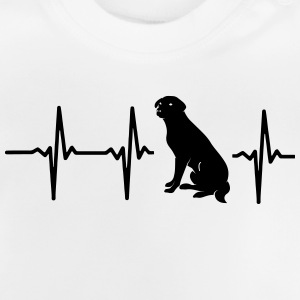 A HEART FOR DOGS! Long Sleeve Shirts - Baby T-Shirt