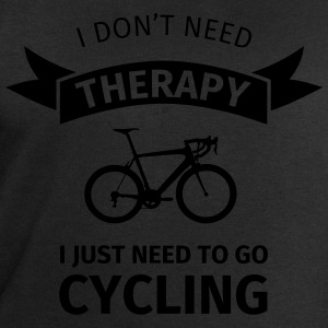 I don't neet therapy I just need to go cycling Tee shirts - Sweat-shirt Homme Stanley & Stella