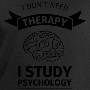 I don't neet therapy I study psychology T-Shirts - Men's Sweatshirt by Stanley & Stella