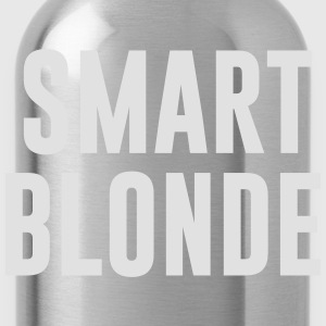 smart blonde T-Shirts - Trinkflasche