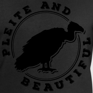 Pleite and Beautiful 1C T-Shirts - Männer Sweatshirt von Stanley & Stella