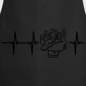 HEART ENGINEER! Tops - Cooking Apron
