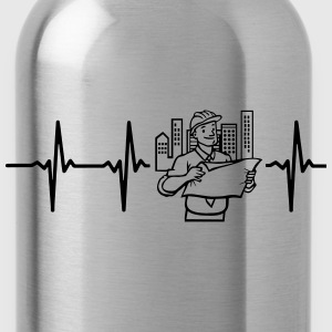 HEART ENGINEER! Tops - Water Bottle