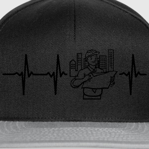 HEART ENGINEER! Tops - Snapback Cap