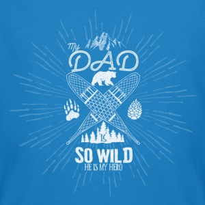 My Dad is So Wild, He's my Hero // Adult shirt - T-shirt bio Homme