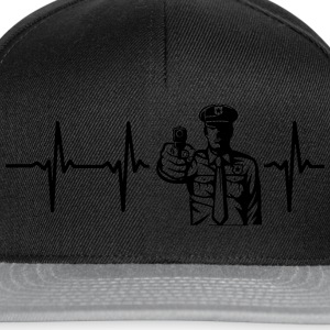 FROM THE HEART A COP! Other - Snapback Cap