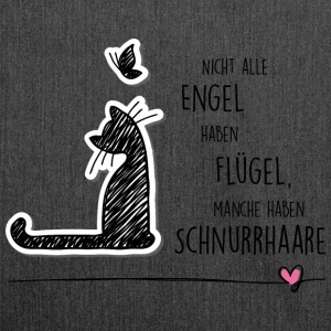 CAT ANGEL Pullover & Hoodies - Schultertasche aus Recycling-Material