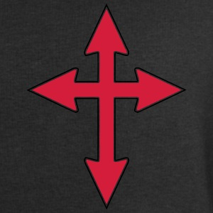 Christian Cross - croix chrétienne Tee shirts - Sweat-shirt Homme Stanley & Stella