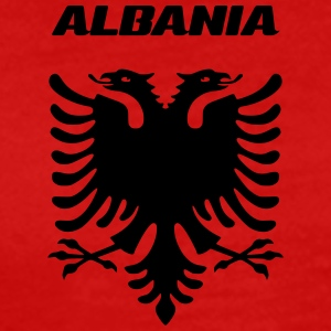Albania original Topper - Premium T-skjorte for menn