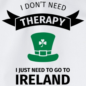I don't neet therapy I just need to go to ireland Mugs & Drinkware - Drawstring Bag