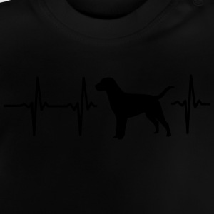 A HEART FOR DOGS! Shirts - Baby T-Shirt