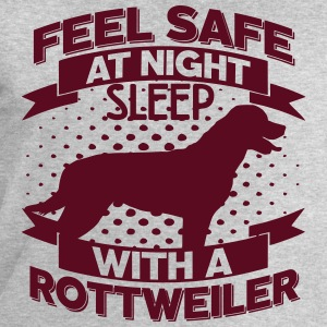 Feel safe at night T-Shirts - Men's Sweatshirt by Stanley & Stella