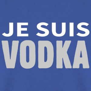 je suis vodka Tee shirts - Sweat-shirt Homme