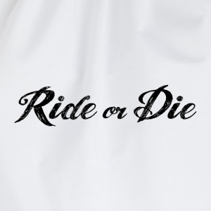 JDM Ride or Die | T-shirts JDM Magliette - Sacca sportiva