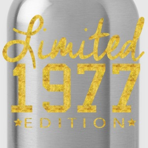 Limited 1977 Edition T-Shirts - Water Bottle