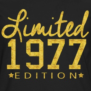 Limited 1977 Edition T-Shirts - Men's Premium Longsleeve Shirt