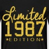 Limited 1987 Edition T-Shirts - Men's T-Shirt