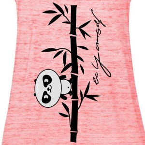 be yourself (panda) Gensere - Singlet for kvinner fra Bella