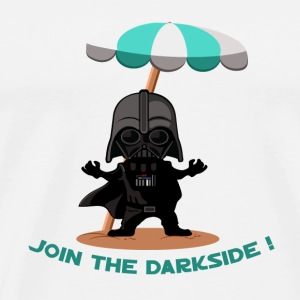 Join the Darkside ! Kopper & tilbehør - Premium T-skjorte for menn