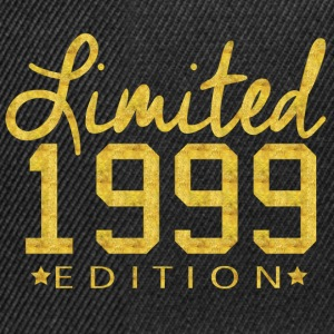 Limited 1999 Edition T-Shirts - Snapback Cap