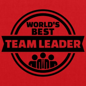 Team leader T-Shirts - Stoffbeutel