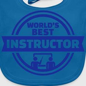 Instructor T-Shirts - Baby Bio-Lätzchen