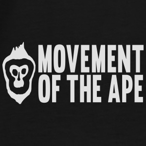 Movement of the Ape Snapback - Männer Premium T-Shirt