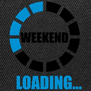 weekend loading Tee shirts - Casquette snapback