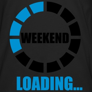 weekend loading T-Shirts - Men's Premium Longsleeve Shirt