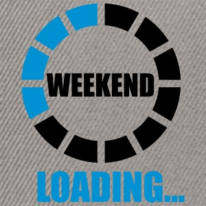 weekend loading T-Shirts - Snapback Cap