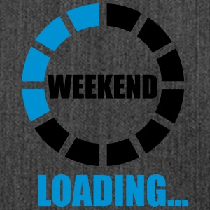 weekend loading Tee shirts - Sac bandoulière 100 % recyclé