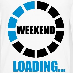 weekend loading Tee shirts - T-shirt manches longues Premium Homme