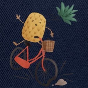 Pineapple Bike Obstacle T-shirts - Snapback cap