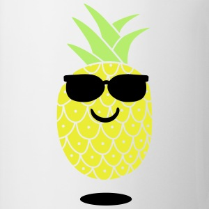 cool pineapple T-shirts - Mugg