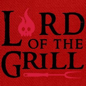 Lord of the Grill T-Shirts - Snapback Cap