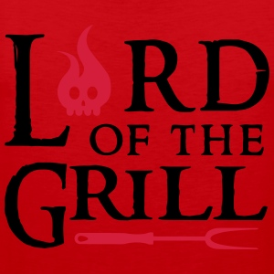 Lord of the Grill T-Shirts - Männer Premium Tank Top