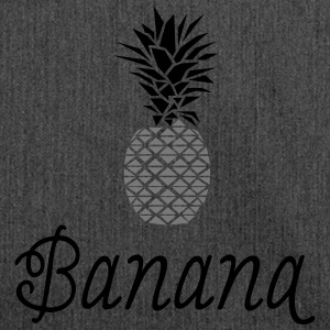 This Is Not A Banana Tee shirts - Sac bandoulière 100 % recyclé