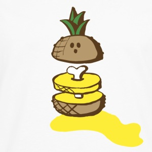cute pineapple T-Shirts - Men's Premium Longsleeve Shirt