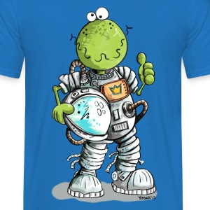 Astronaute Grenouille Sweat-shirts - T-shirt Homme