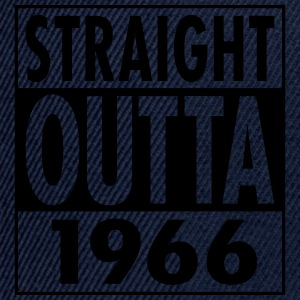 Straight Outta 1966 T-Shirts - Snapback Cap